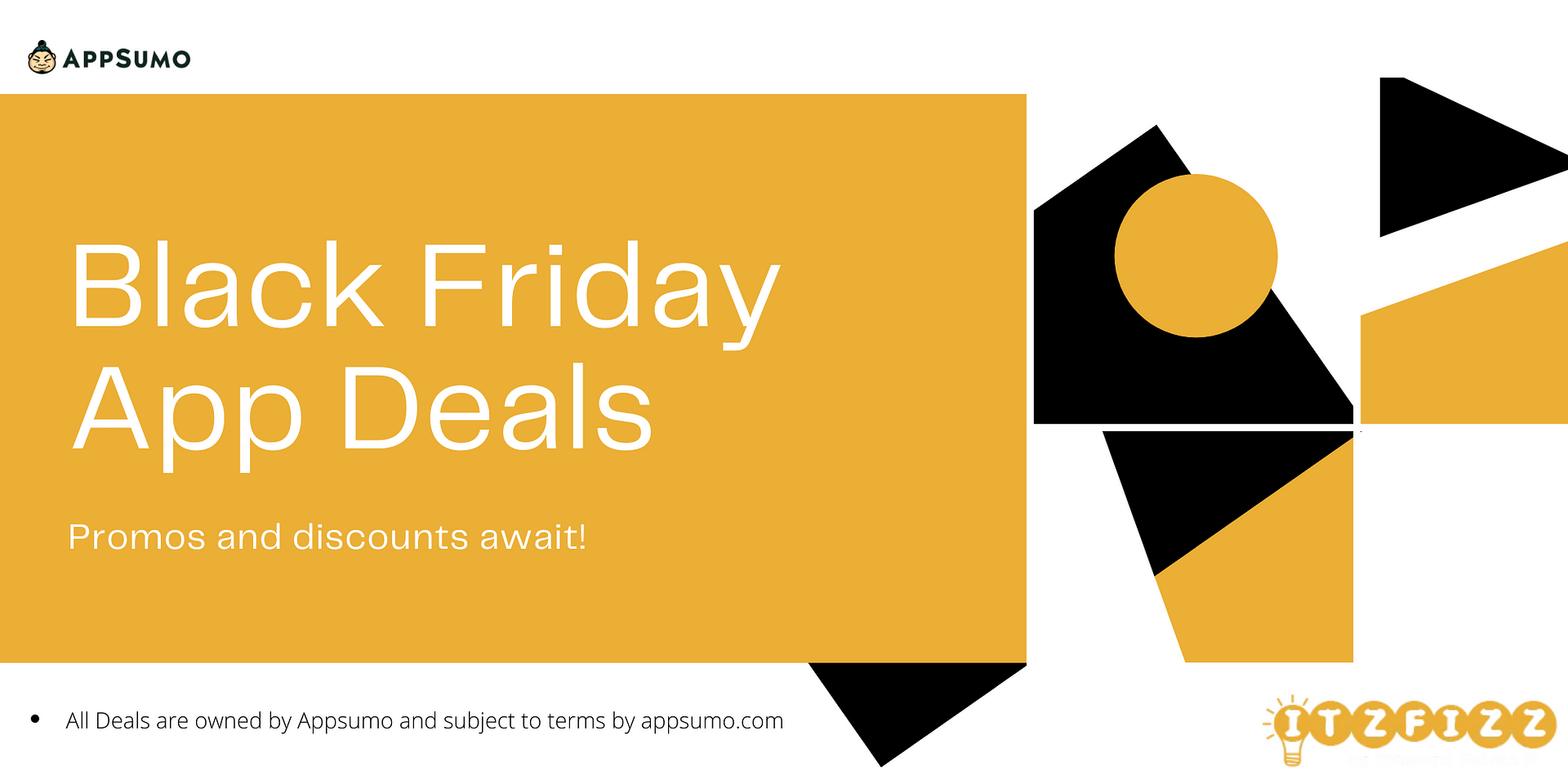 Insane AppSumo Black Friday Deals for All Marketers