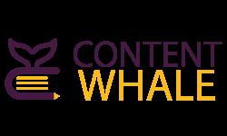 Contetn Whale Logo